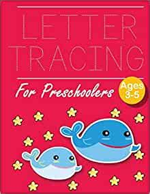 letter tracing  preschoolers whale letter  tracing