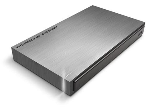 You'll receive email and feed alerts when new items arrive. LaCie Porsche Design Portable 1TB - Inet.se