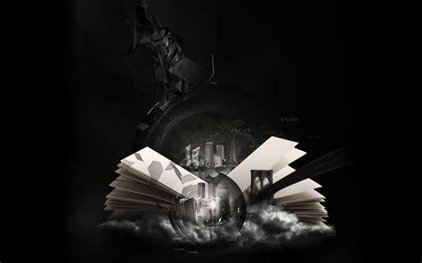 books black and white wallpaper eiffel tower books town creative 1920x1200 wallpaper