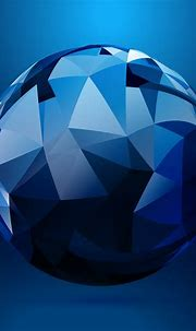 3d sphere made with geometrical shapes vector design ...