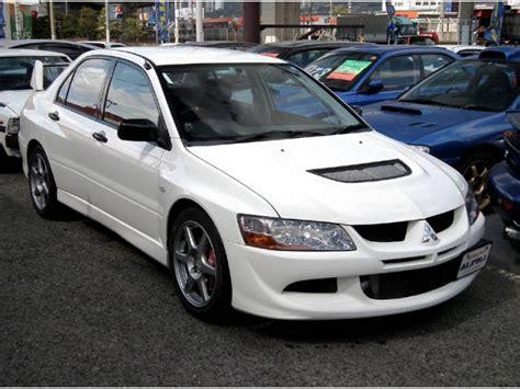 Mitsubishi Rs by Mitsubishi Lancer Evolution Viii Rs Laptimes Specs