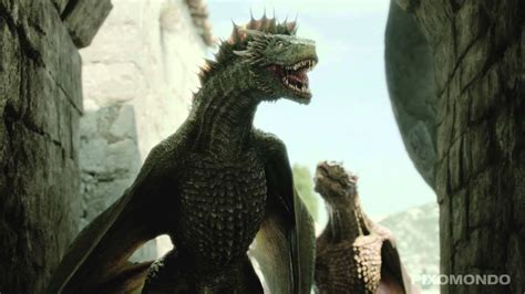 Watch How Khaleesi's Dragons In Game Of Thrones Are Made