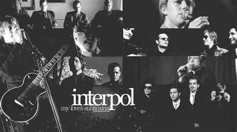 Interpol Wallpaper By Justletusbefree On Deviantart