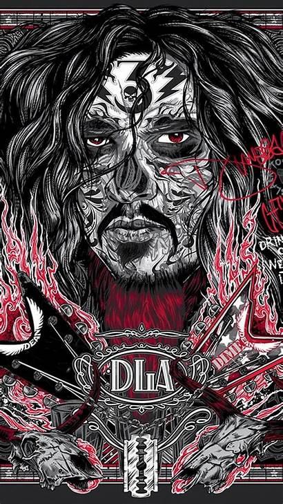 Pantera Fan Dimebag Darrell Metal Iphone Mobile