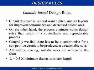 Vlsi Circuit Design Process