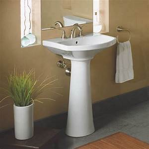 Kohler K 2362 8 Cimarron Pedestal Bathroom Sink With 8