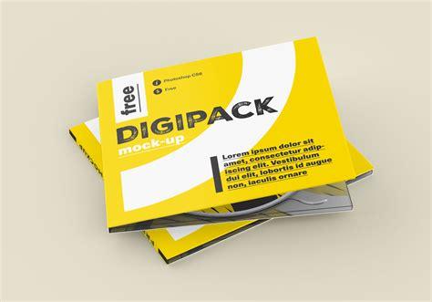 digipack box template free cd dvd case booklet mockup psd good mockups