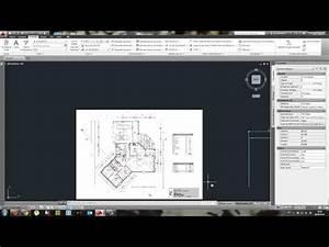 tuto dessiner un plan de maison avec autocad With plan de maison logiciel 1 tuto photoshop debutant youtube