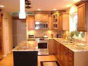 Small Kitchen Remodeling Ideas 2018 - YouTube