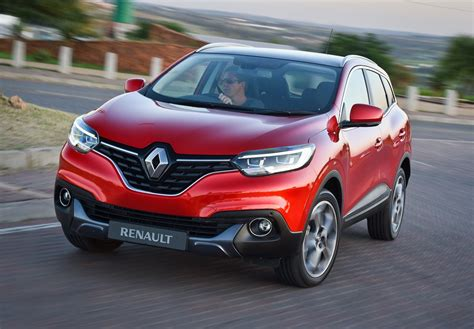 Renault Car : Renault Kadjar Automatic (2016) First Drive