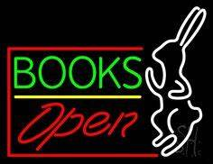 1000 images about Books Open Neon Signs on Pinterest