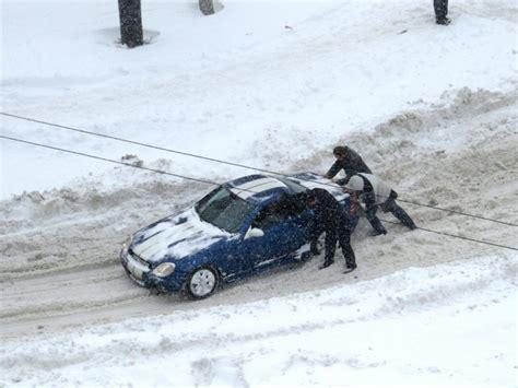 Winter Car Survival Tips