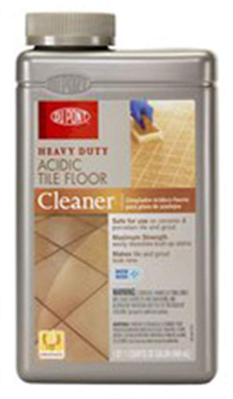 dupont stonetech floor care maintenance products