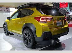 スバル XV ファン アドベンチャー コンセプト Subaru XV Fun Adventure Concept