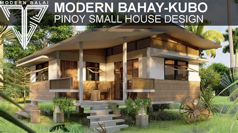 modern bahay kubo small house design modern balai oyehello
