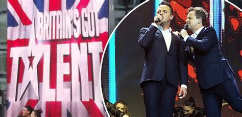 Ant McPartlin to return to TV screens in the New Year for ...