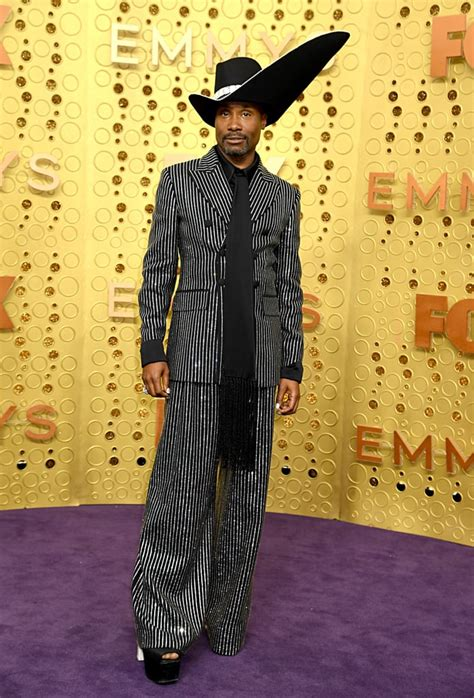 Billy Porter The Emmys Best Red Carpet