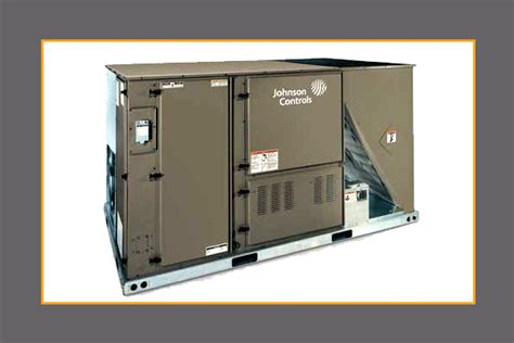 cost of heater and air conditioner series 10 single packaged hvac units johnson controls