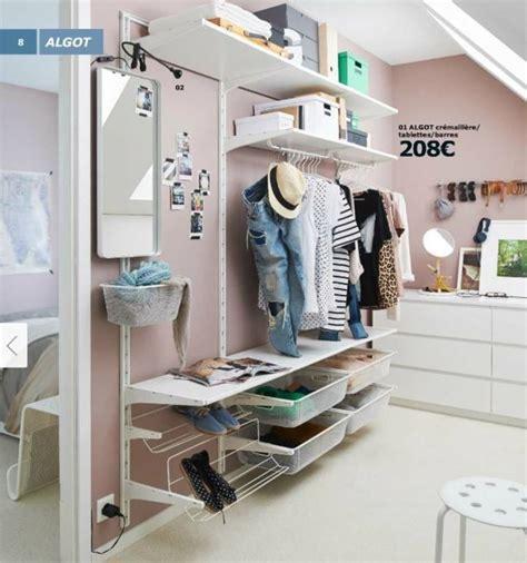 Armoire Rangement Ikea by 25 Best Ideas About Ikea Algot On Pinterest Ikea Closet