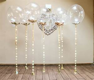 Wedding Balloons Gallery - Wedding Dress, Decoration And