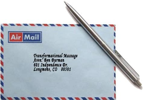 how to address an envelope with attn attn images frompo