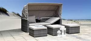 Rattan Lounge Mit Dach : garten m bel wiemer gmbh co kg ~ Bigdaddyawards.com Haus und Dekorationen