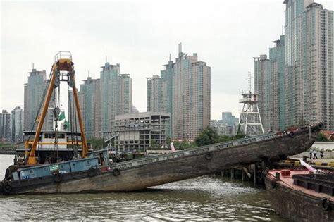 Woman Decapitated After Cargo Ship Crashes Through Pier