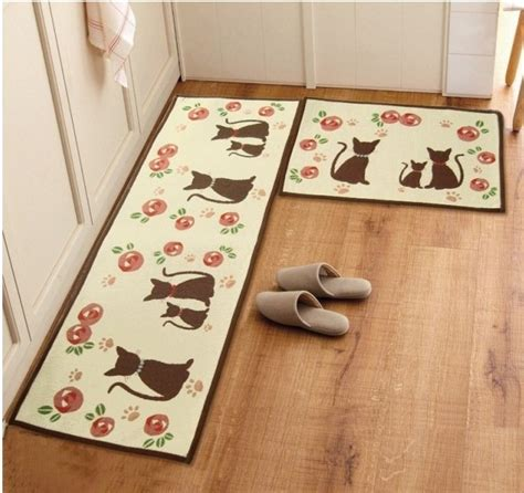 best kitchen floor mats best kitchen rugs and mats selections homesfeed 4521
