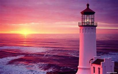 Lighthouse Desktop Wallpapers Lighthouses Backgrounds Themes Theme