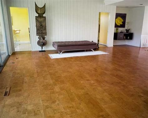 cork flooring heavy furniture is cork floor a right option for your home interior design