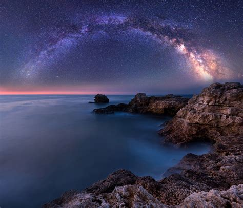 How to find the darkest skies for Milky Way Season