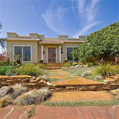 drought tolerant yards drought tolerant yard after landscaping without grass sunset