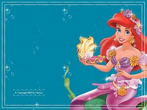 Ariel Wallpaper - Disney Princess Wallpaper (6243844) - Fanpop