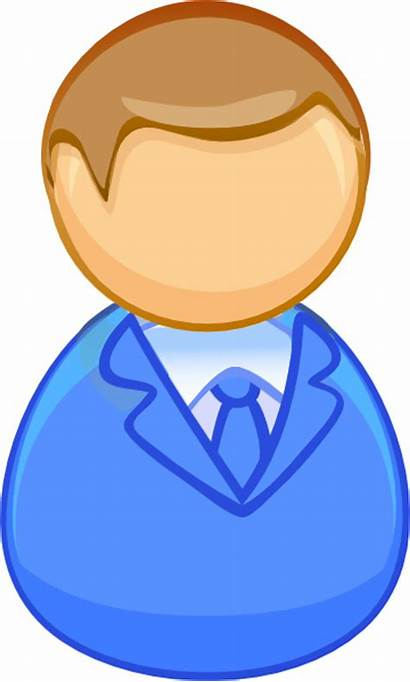 Manager Clip Clipart Vector Clker
