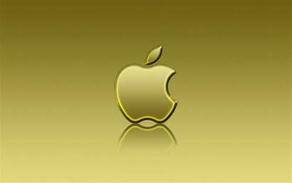 Apple Gold Wallpapers Mac Icon Macintosh Newdesignfile