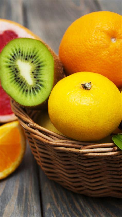 wallpaper lemon kiwi grapefruit orange tangerine