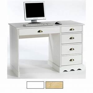 Schreibtisch Kiefer Massiv : schreibtisch kiefer massiv in 2 farben caro m bel ~ Orissabook.com Haus und Dekorationen