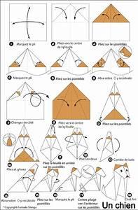 Origami Animaux Facile Gratuit : origami animaux facile gratuit animaux en origami tuto ~ Dode.kayakingforconservation.com Idées de Décoration