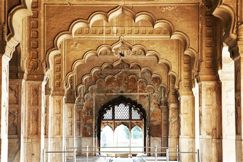 mughal arches wallpaper  decor