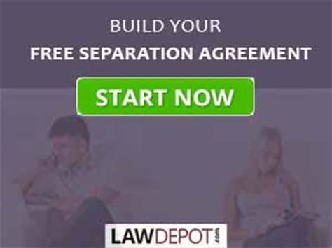 marriage separation  canada