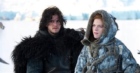 actor rose game of thrones crossword kit harington reveals exact moment he fell in love with