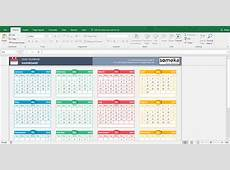 Excel Calendar Templates Download FREE Printable Excel