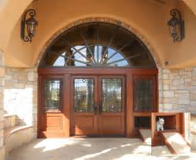 Custom Doors with Doggie Door