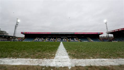 iFollow streaming details for Rochdale v Wednesday - News ...