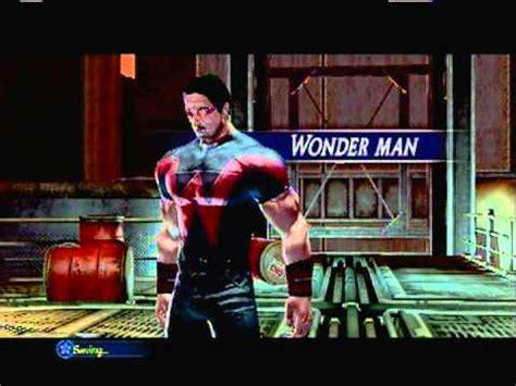 Marvel Ultimate Alliance Wonder Man Youtube