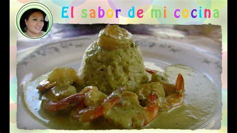 camarones culichi el sabor de mi cocina youtube
