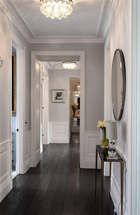 Flur Streichen Grau by Best 25 Grey Hallway Ideas On Hallway Ideas
