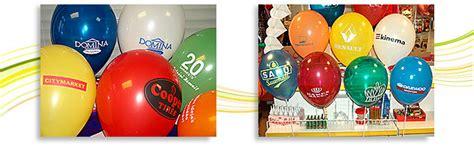 Balonu apdruka - Reklāmas baloni - Rīgas Rēvija