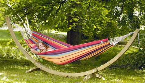 How To Assemble A Hammock by How To Build A Hammock Stand Out Of Wood Ebay
