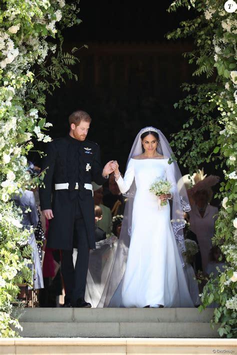 mariage harry et meghan robe kate le prince harry et meghan markle en robe de mari 233 e